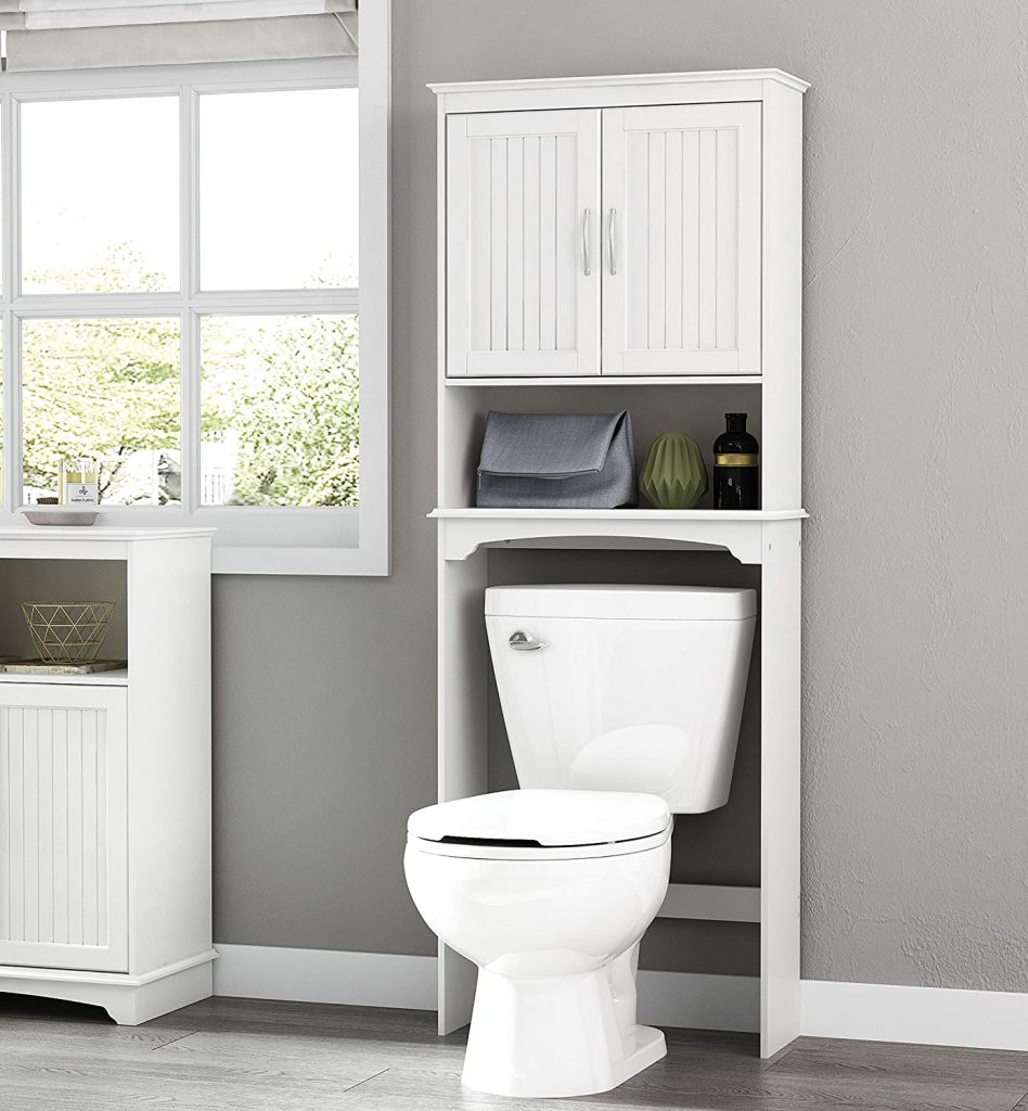 35 Stunning Bathroom Storage Over The Toilet Ideas Storables