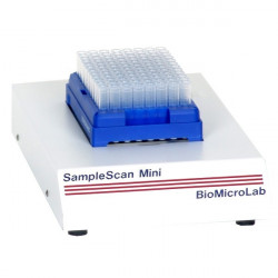 Imagén: SampleScan Mini 2D Rack Reader