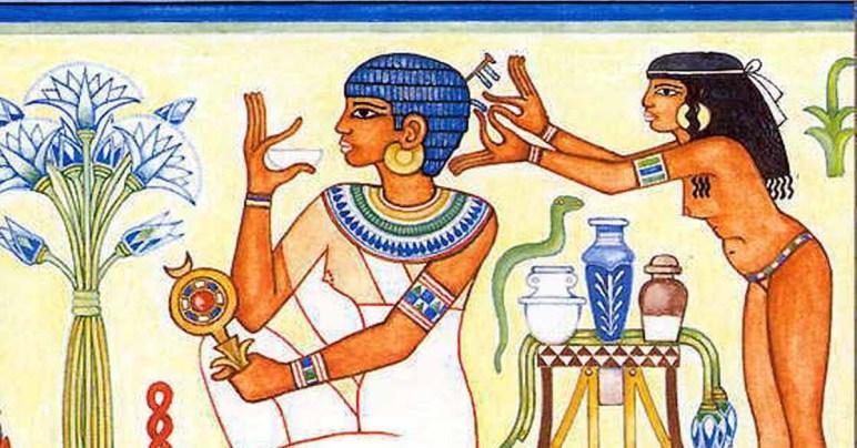 【係科學系列】 精油治病 的迷思 - 古埃及時代, 因為萃取精油複雜, 只用於供奉神明及皇室貴族。