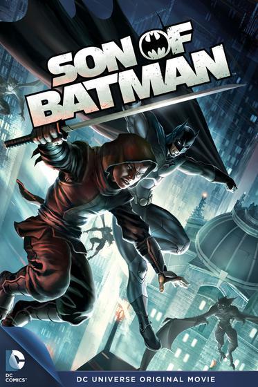 【蝙蝠俠之子 Son of Batman】- 無限制 電影 線上看 - 愛優映電影