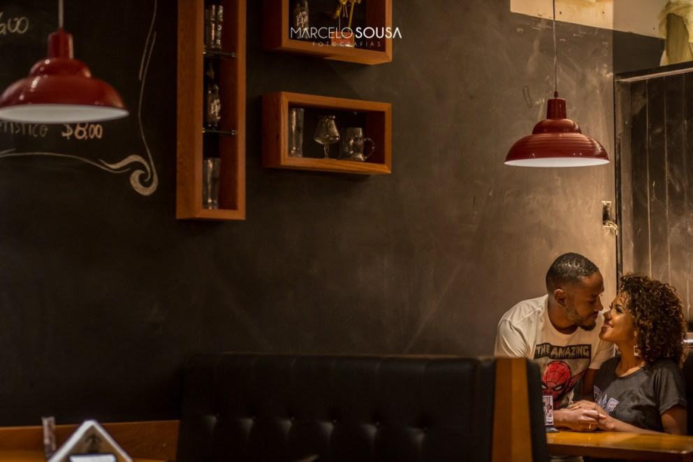 casal no bar calles em Aracaju cerveja