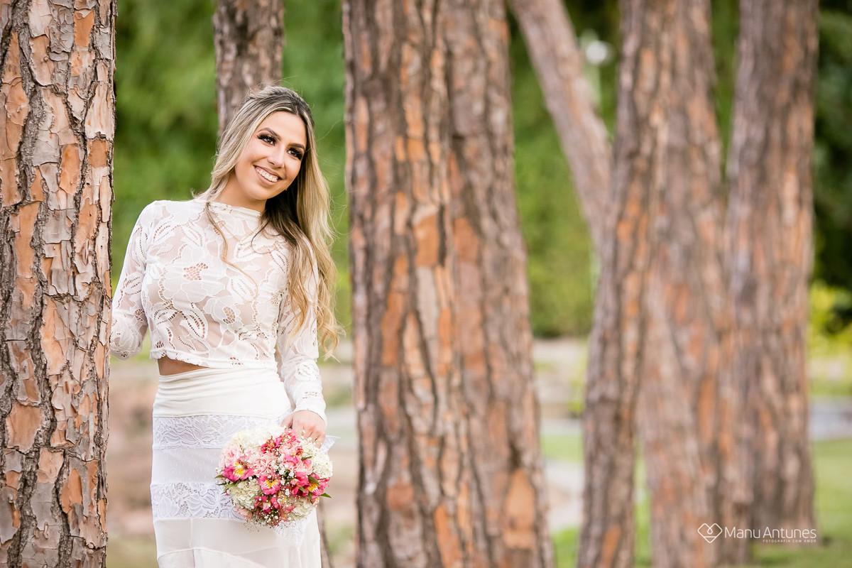 Pré Wedding Vestido Branco 5