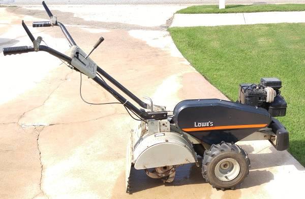 Rear Tine Tiller Lowes 5hp 250 Evans Garden Items For Sale Augusta Ga Shoppok