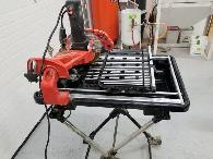 husky 8 amp 7 inch wet tile saw