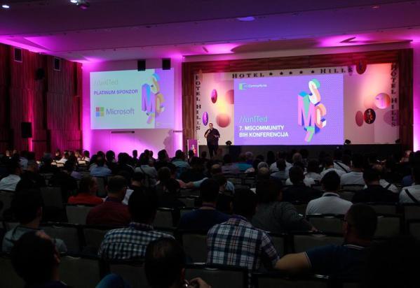 Image result for MS Community BiH konferencije