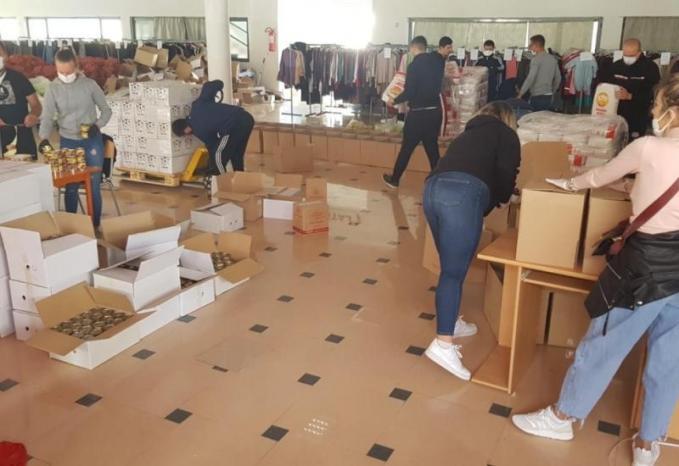 Pomoć: 50 tona hrane za područje Hercegovine - Stiže pomoć: 50 tona hrane za područje Hercegovine