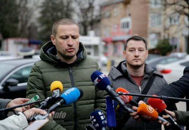 Dalibor Vuković predsjednik Neovisnog sindikata radnika u zdravstvu HNŽ - Herceg pozvan da podijeli otkaze, Sindikat kreće kampirati pred vladom!