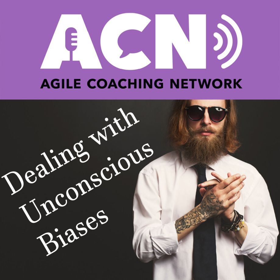 Dealing with unconscious biases, and shifting the team to an outcome mindset.