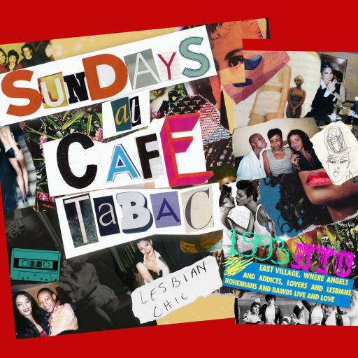 Sundays at Café Tabac – The Podcast