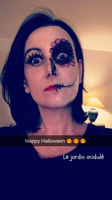 make up halloween 3
