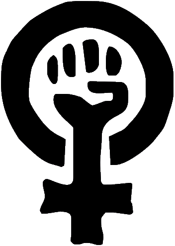 Logo féminisme journal des luttes
