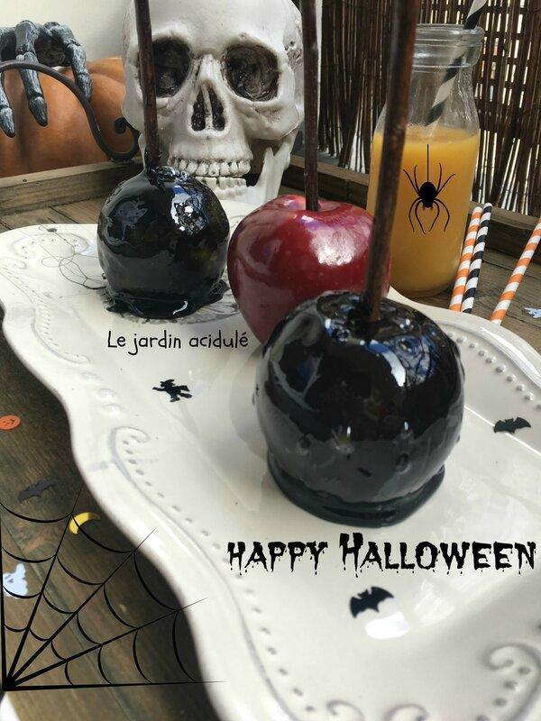 apples halloween