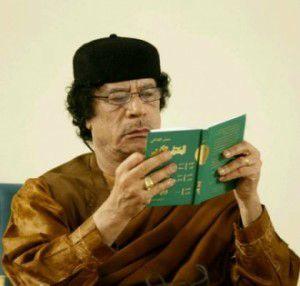 Gaddafi-book