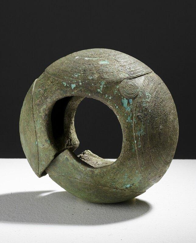 Bracelet, Vietnam, Culture de Đông Sơn, 3°-1° siècle BC