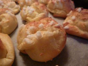 chouquettes 4