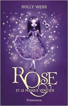Rose et le masque vénitien