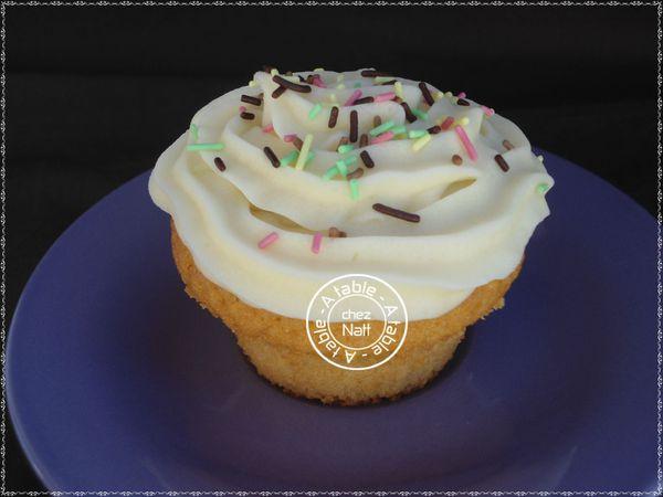 cupcakes au miel