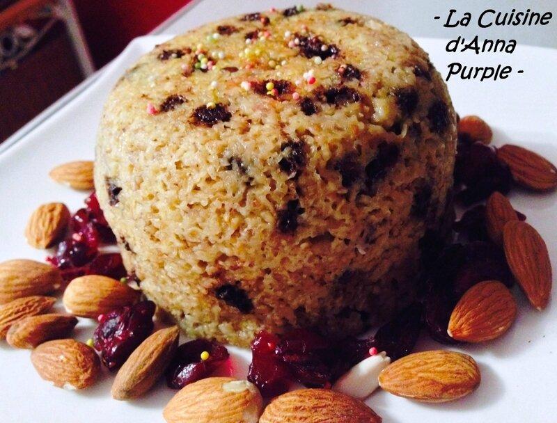 bowl cake bis - LA CUISINE DANNA PURPLE