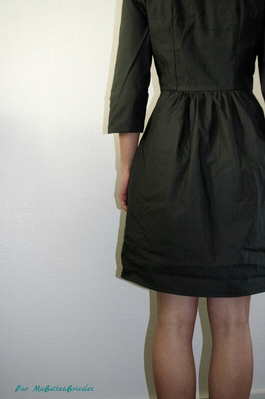Robe Sureau Deerandoe - Ma Boîte à Bricoles