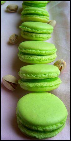 49878289 p Macarons à la pistache : divine tentation