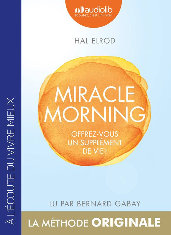 Miracle morning audio