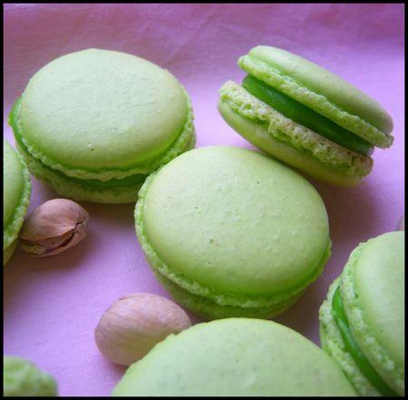 49878539 p Macarons à la pistache : divine tentation