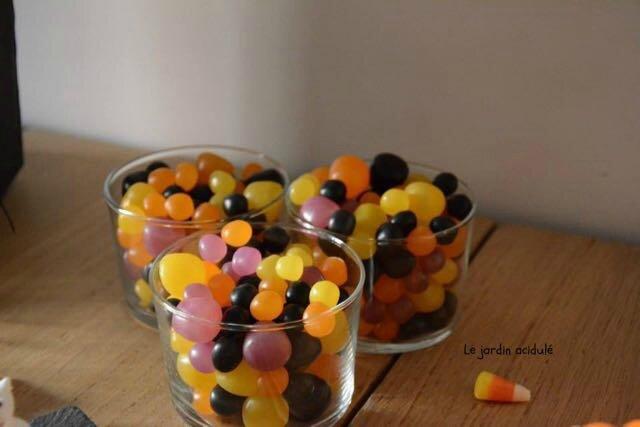 bonbons halloween 2