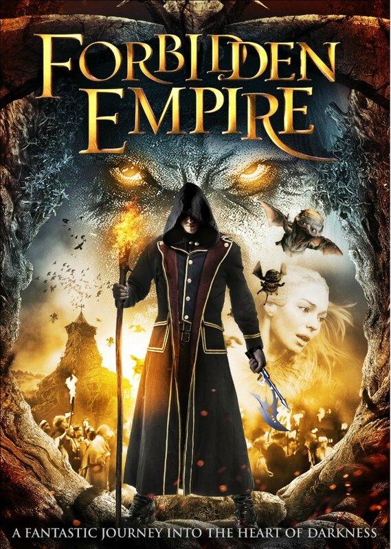 Forbidden Empire Movie Poster (1)