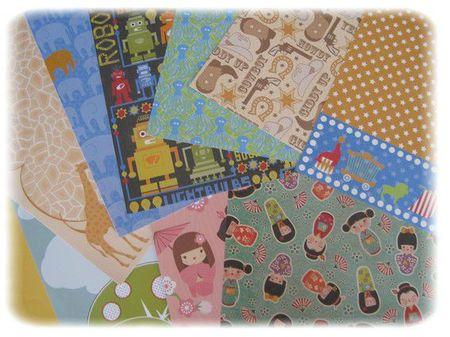 blog candy papiers enfance