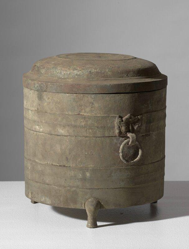 Tripode lian, Vietnam, période Hán Việt, 111 BCE – 603 CEt