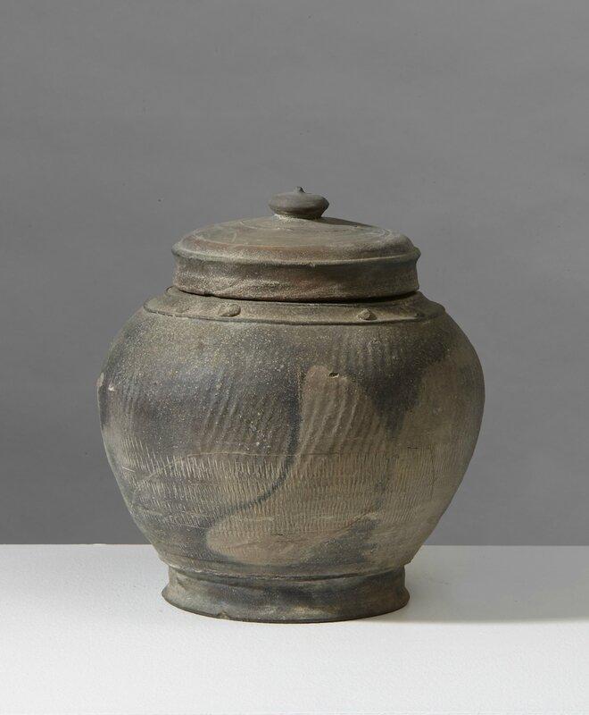 Pot couvert, Vietnam, dynastie des Lê, 15°-16°siècle