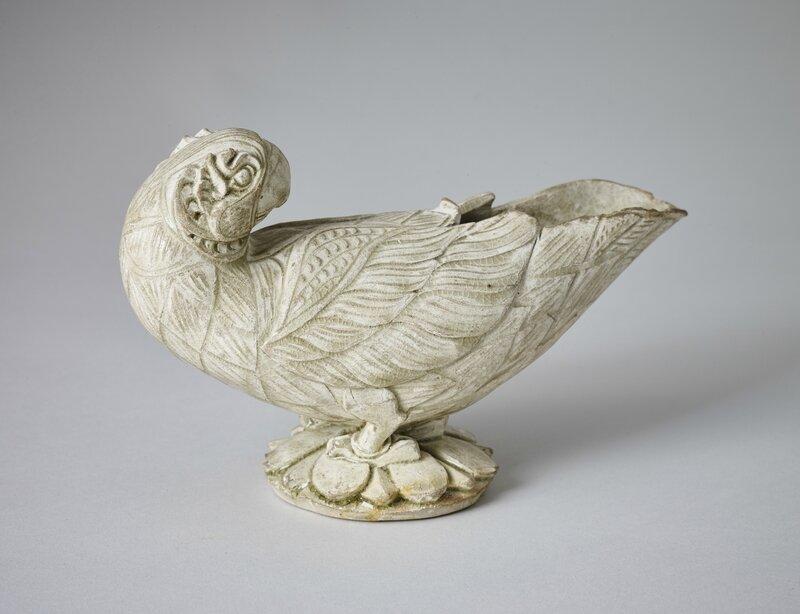 Parrot Lamp, Lý Dynasty, 11th - 12th c
