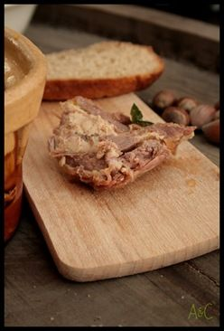 Terrine confit de canard et foie gras 058