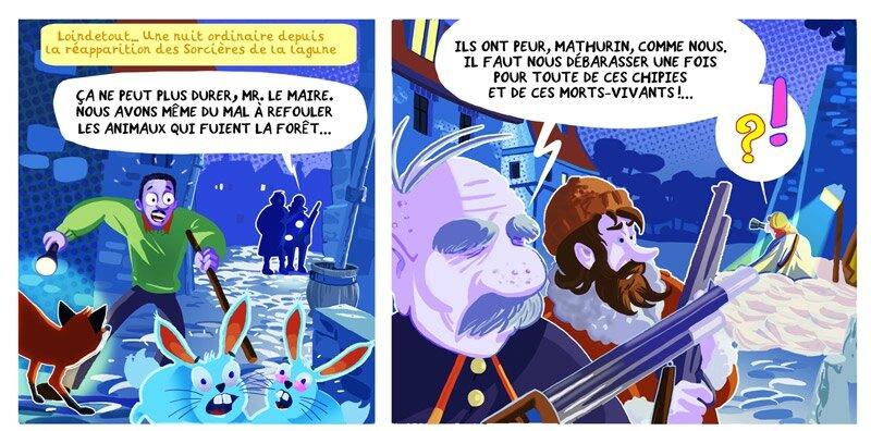 Blateman et Bobine- Tarek/Vhenin (Tartamudo éditions)