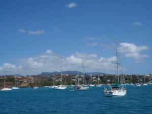 Grenada to Mustique