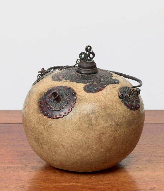 Pipe à eau, Vietnam, dynastie des Lê, 15-16°siècles