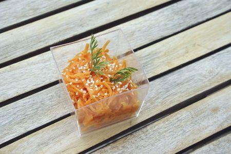carottes-sésame