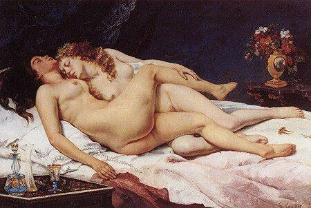 Paresse_et_Luxure_ou_Le_Sommeil_de_Gustave_Courbet___1866__Petit_Palais____135_X_200