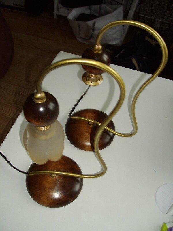 Lampe de chevet - Avant - MaBoîteàBricoles
