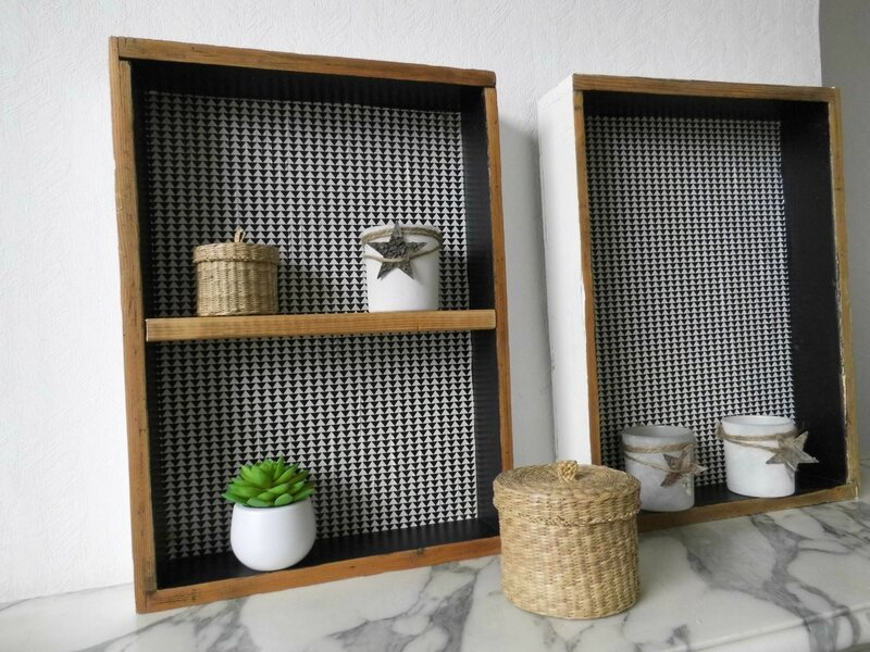 etageres tiroirs 2p