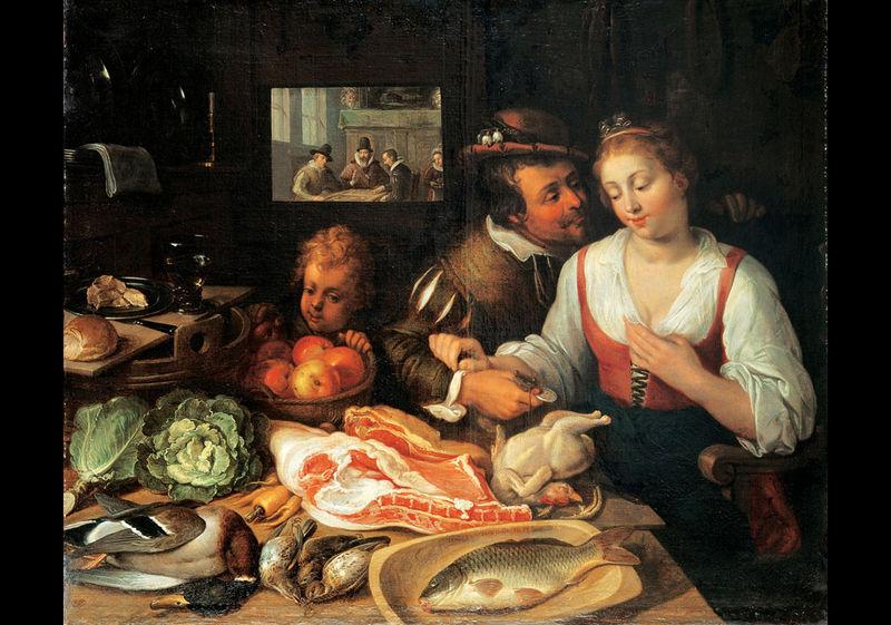 Aertsen Stall S Butcher