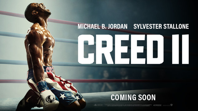 Image result for creed 2 poster