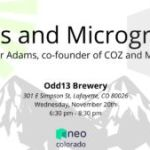 """Neo Colorado, 로컬 블록체인 발전을 위한 """"Ideas and Microgrants"""" 개최"""