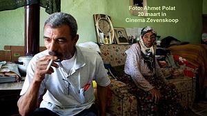 Ahmet Polat bij jarige fotoclub