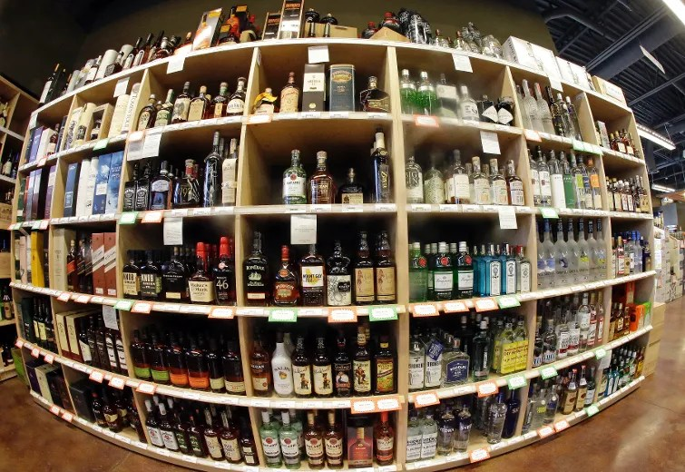 The Alberta Gaming and Liquor Commission's new DrinkSense campaign hopes to educate Albertans on the dangers of alcohol abuse.FILE PHOTO