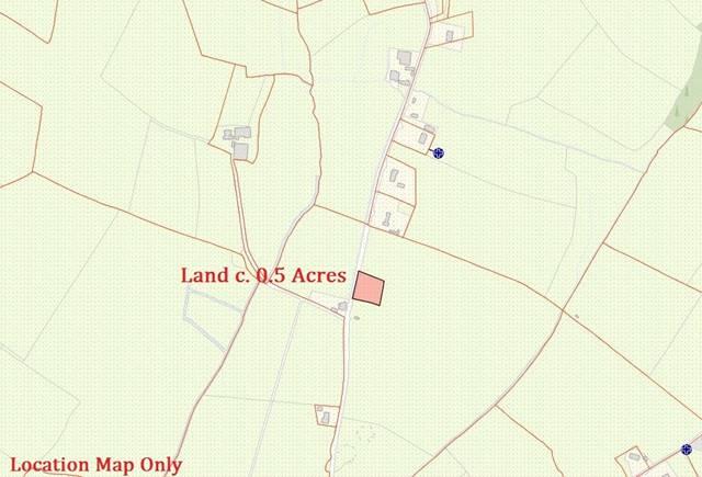 Land C. 0.5 Acres, Glen Road, Donard, Co. Wicklow
