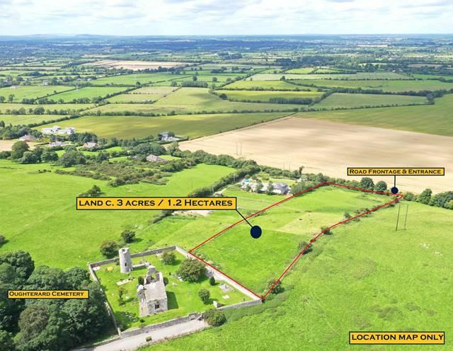 Land C. 3 Acres / 1.2 Hectares, Boston, Straffan, Co. Kildare
