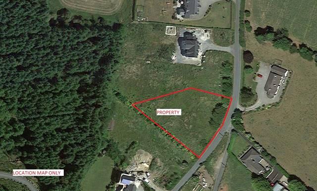 Land C.0.7 Acre/0.28 Ha., Donard Village, Donard, Co. Wicklow