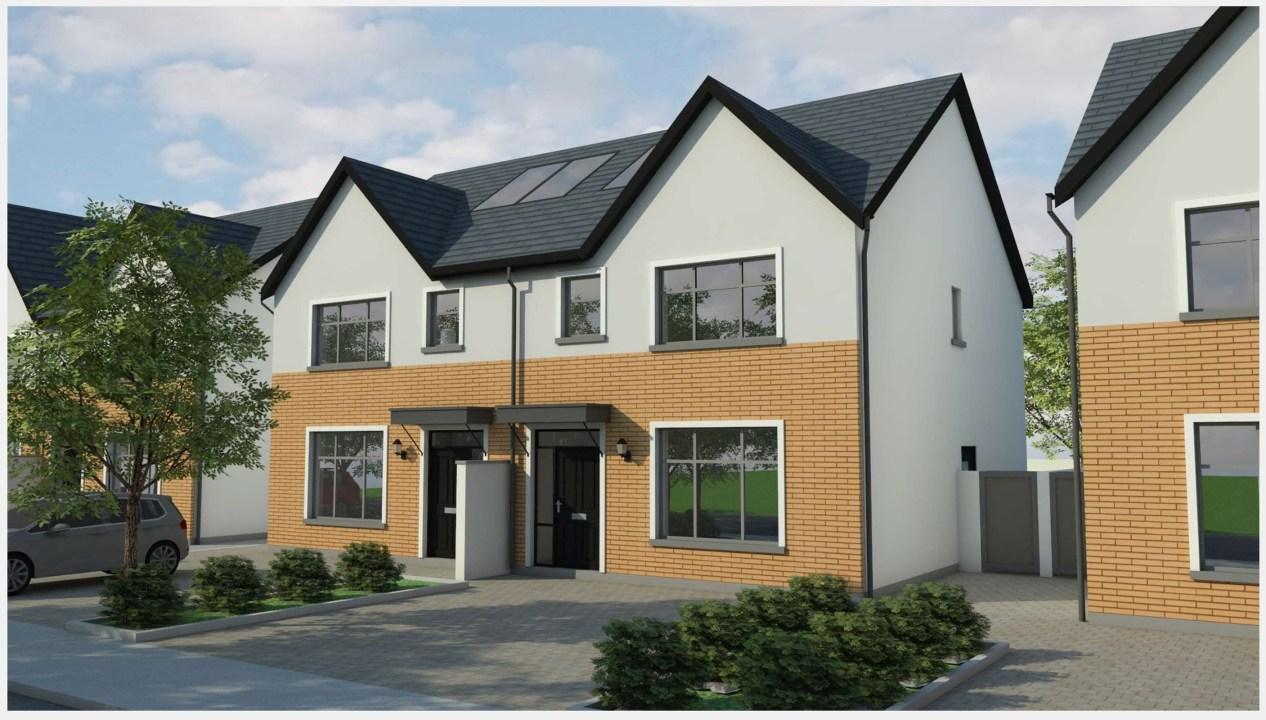 C1 HOUSE TYPE – 3 Bed Semi, 'Janeville', Carrigaline, Co. Cork