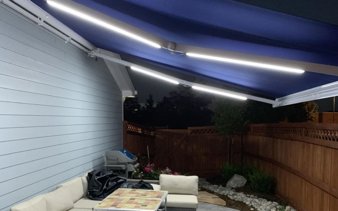 Eclipse retractable awning